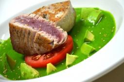 9-Tuna-with-Cilantro-Sauce-255x170